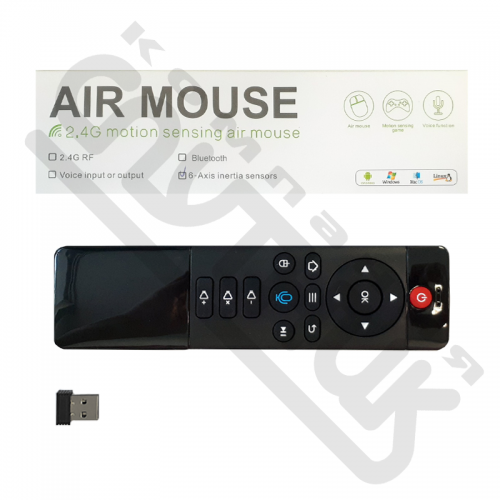 DVS AM-115, Air Mouse для android TV