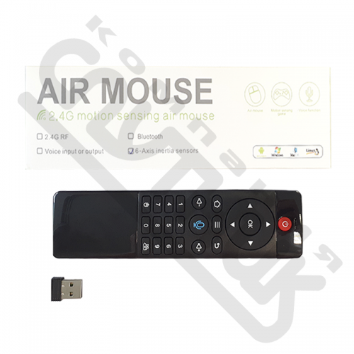 DVS AM-124, Air Mouse для android TV